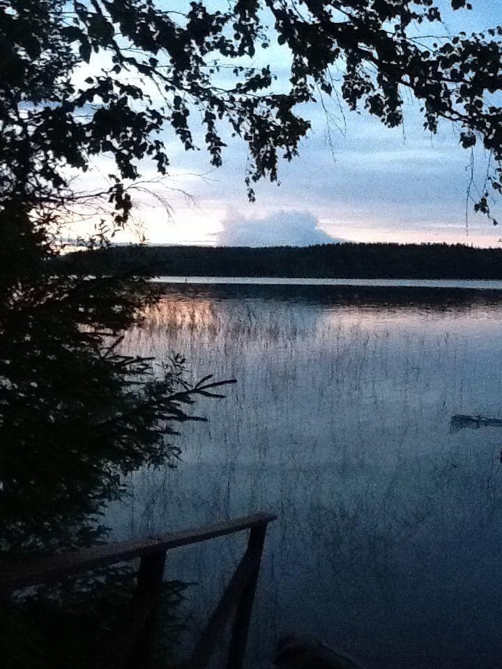 Summernight in Keitele Viitasaari