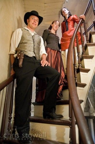 Steampunk Mens Costumes