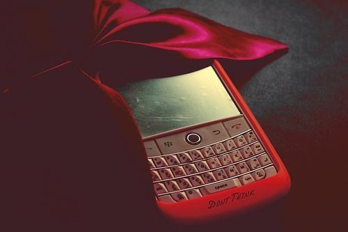 i love blackberry, cant help it :)
