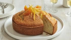 Madeira cake recipe from Mary Berry as seen on the Great British Baking Show