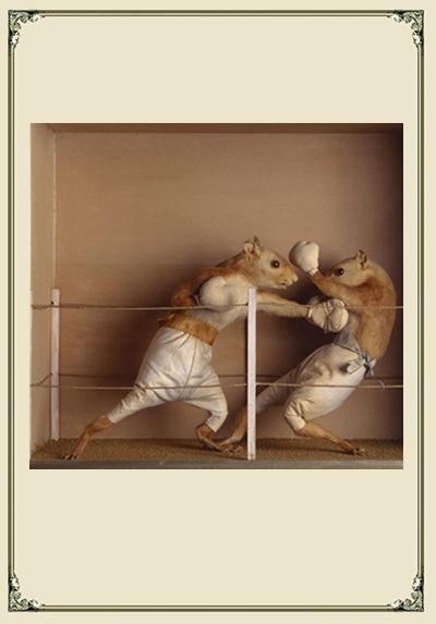 Morbid Anatomy: Anthropomorphic Mouse Taxidermy Class with Sue Jeiven, London, Last Tuesday Society, September 29-30, 1-5