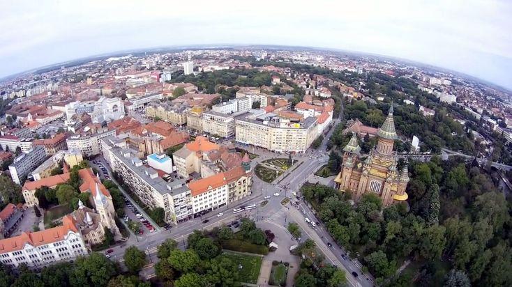 Timișoara așa cum nu ai mai văzut-o, pe acordurile valsului celebrului timișorean Iosif Ivanovici