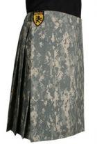 Sport kilt, modèle US Army Universal Digital Camo.