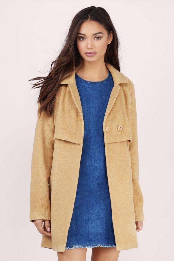 Trina Trench Coat at Tobi.com #shoptobi