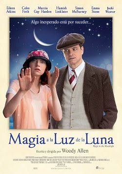 "Ver película Magia a la luz de la luna online latino 2014 gratis VK completa HD sin cortes descargar audio español latino online. Género: Comedia romántica Sinopsis: ""Magia a la luz de la luna online latino 2014"". ""Magic in the Moonlight"". Nueva comedia romántica dirigida por Woody Al"