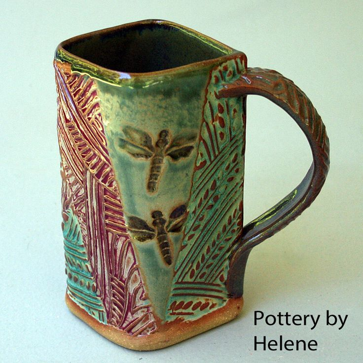 1361 best cool pottery ideas images on pinterest for Cool ceramic art