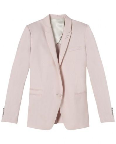 The Kooples - Veste de costume light pink
