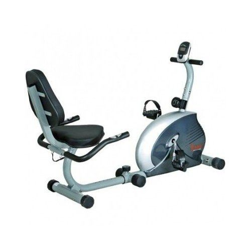 Health Fitness Magnetic Recumbent Exercise Bike for Seniors