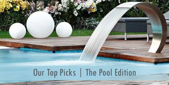 Maybe it's the #summer vibes or the warm weather, but we're enjoying the many #pool designs we've found on our Pinterest Board.
