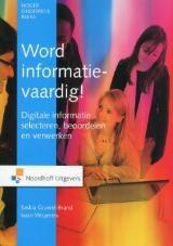 BOEKENTIP LENEN  Saskia Gruwel - Word informatievaardig!