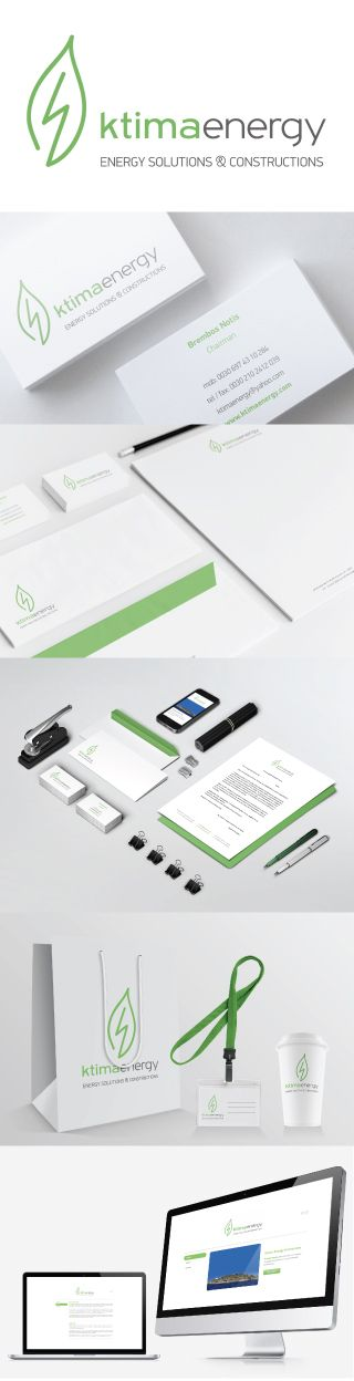 Corporate Identity detailed presentation including the logo, the integral brand identity (business cards, letterhead etc), website presentation and mobile optimization, as well as several applications needed for the company's project presentment such as goodie bag, visitor's pass and paper coffee cup.