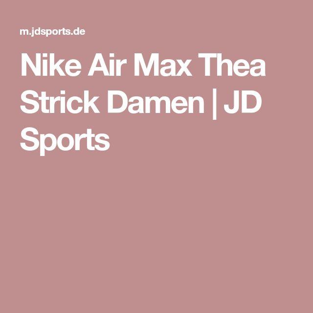 Nike Air Max Thea Strick Damen | JD Sports