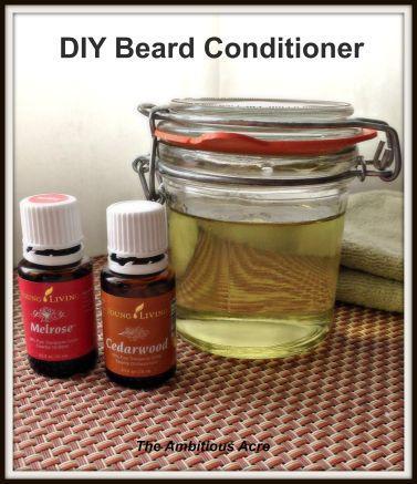DIY Beard Conditioner