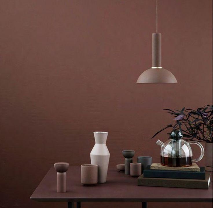 Découvrez collect lighting un concept instauré par la maison danoise ferm living ici une