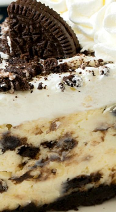 Cookies 'N Cream Cheesecake