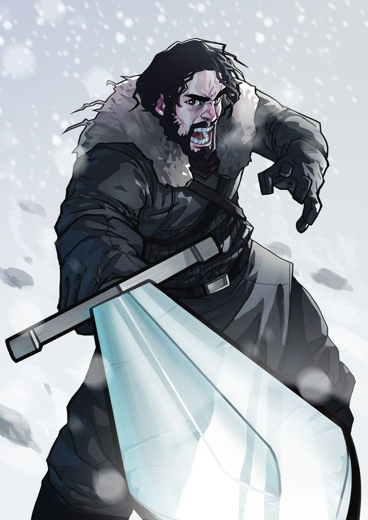 Awesome GAME OF THRONES Fan Art - Mother of Dragons and Jon Snow — GeekTyrant