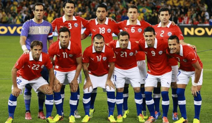 Chile - World Cup 2014 Squad | The Football Column    http://thefootballcolumn.com/chile-world-cup-2014-squad/