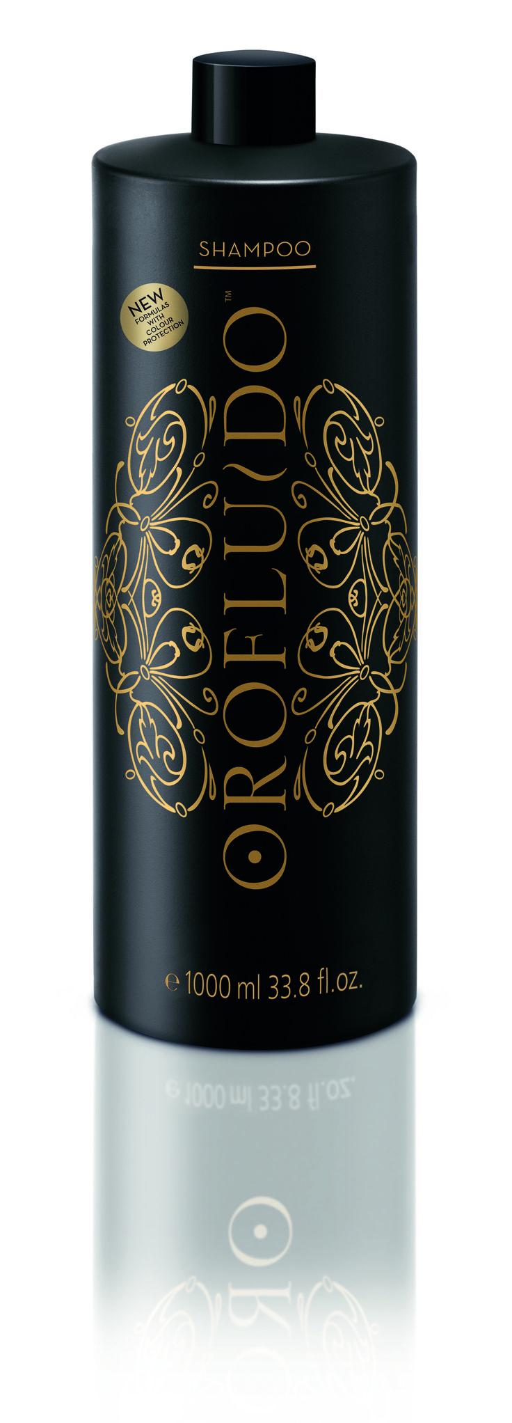 Orofluido Sha,poo 1000ml.