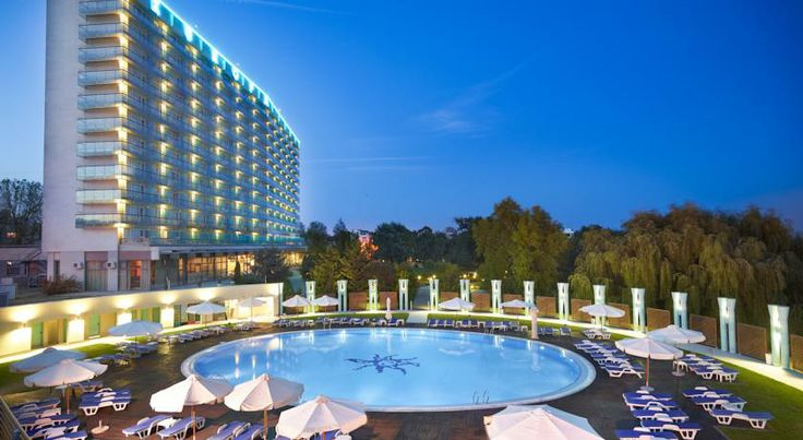 Romania, Eforie Nord - Europa Hotel 4* Our Black Sea beach offers fine sand and beautiful waters