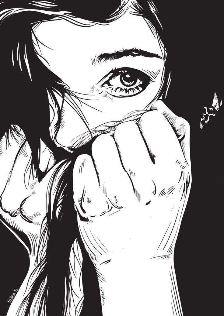 vector portrait illustration                                                                                                                                                                                 Más