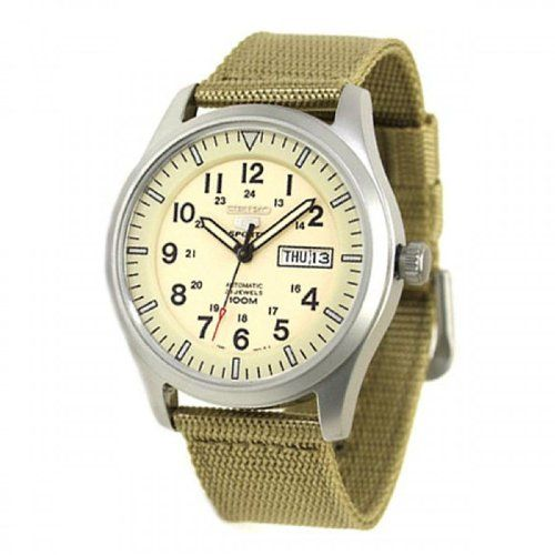 Seiko-5-Sport-Automatic-Mens-Watch-SNZG07 #watchesformen #menswatch #watches #seikowatch