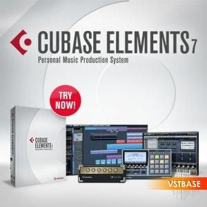 Steinberg Cubase Elements 7.0.7 (New Patch) screenshot