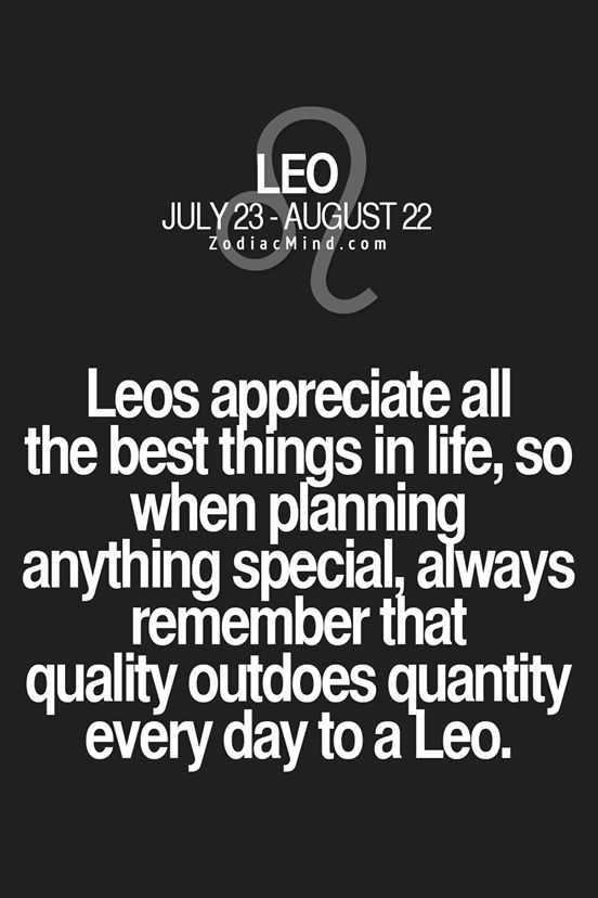 Leo's Are Always Quality Over Quantity handmade from the heart is even better!!