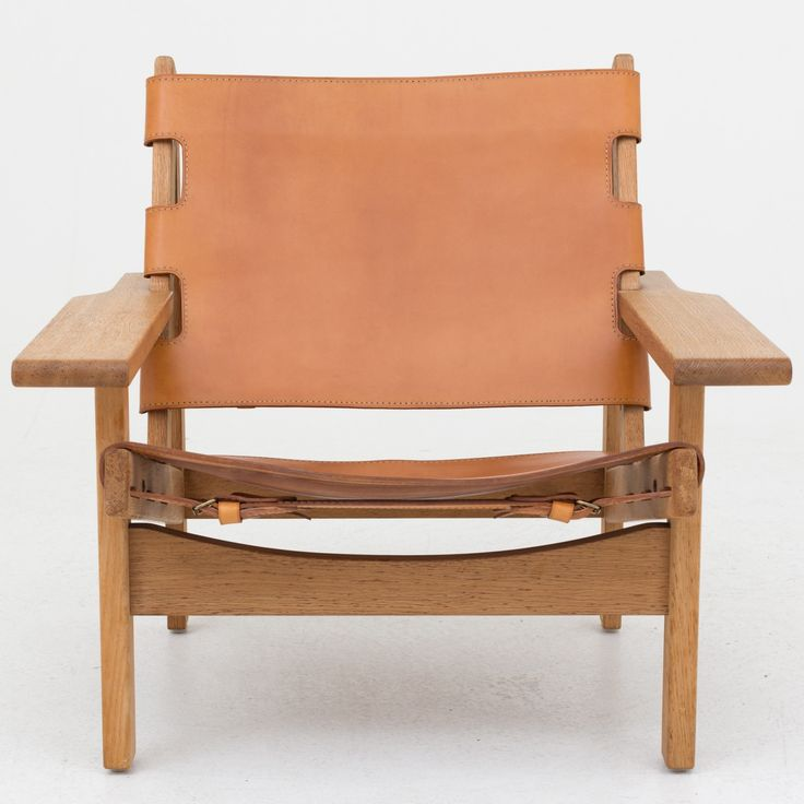 The Hunting Chair in oak