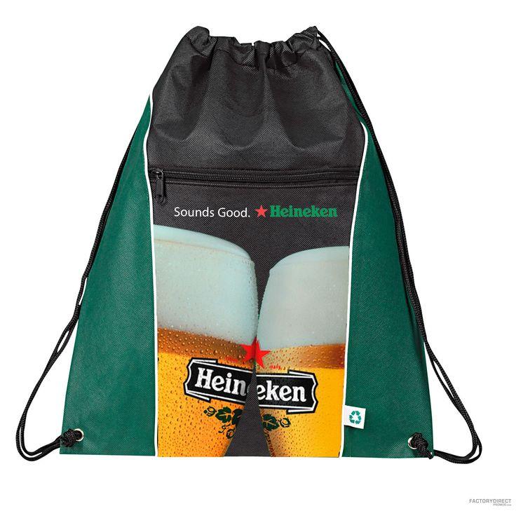 Custom Drawstring Bags | Factory Direct Promos