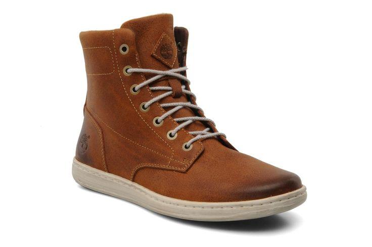 Earthkeepers Hookset Premium WL Boot Timberland (Marron) : livraison gratuite de vos Bottines et boots Earthkeepers Hookset Premium WL Boot ...