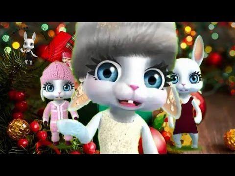 Zoobe Зайка Новый год, Новый год!!!! (красивая песня-поздравление С Новым Годом) - YouTube