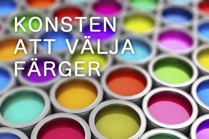 Bildresultat för färgkombinationer