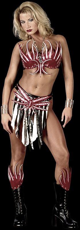 "The ""first"" WWE Diva, Sunny (Tammy Lynn Sytch)"