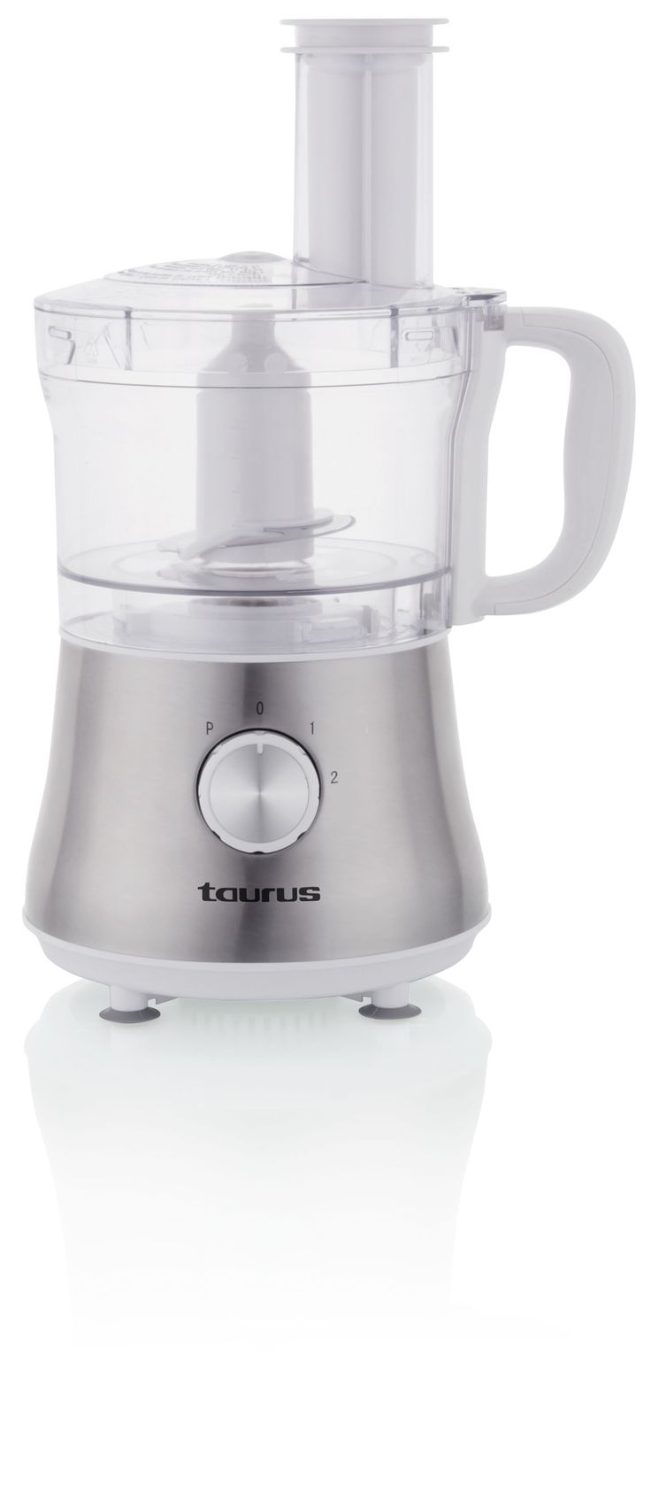 "1.5L ""Processador Basic 4-in-1 Food Processor  http://www.taurusappliances.co.za/products/processador-basic-food-processor-912500"