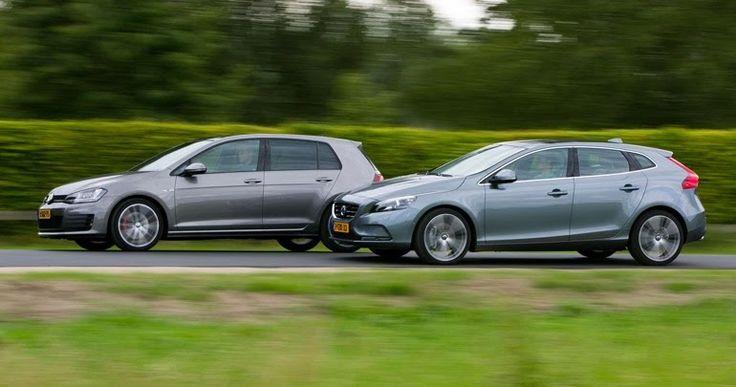 H VW έριξε το «κάστρο» της Volvo στη Σουηδία!