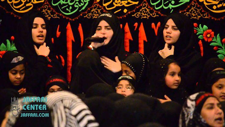 Hashim Sister Live - 2015/1437 - 8th Muharram