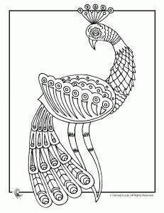 color page - Art Therapy Coloring Pages Animals