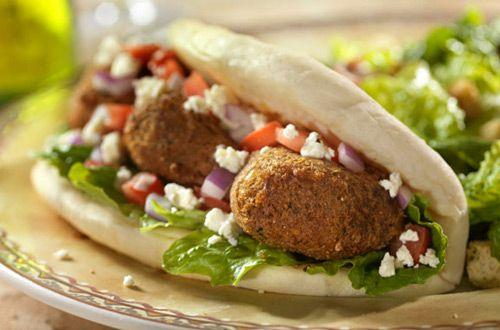 Falafel (Receta auténtica y original) | Por hacer! | Pinterest