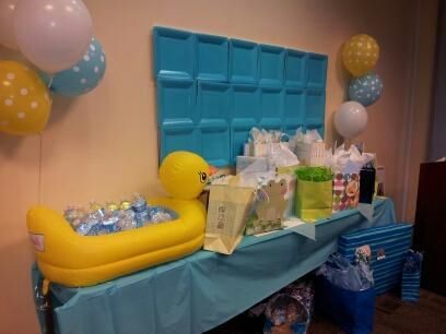 Office Baby Shower, Soto Respeto 2013