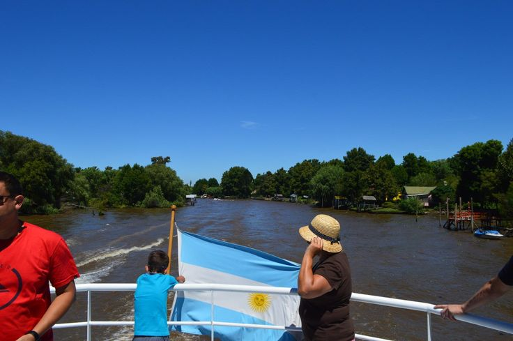 Buenos Aires Delta. World Heritage.
