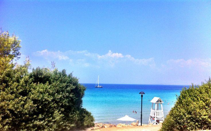 Perfect blue, Sani Resort, Halkidiki, Greece, www.saniresort.gr