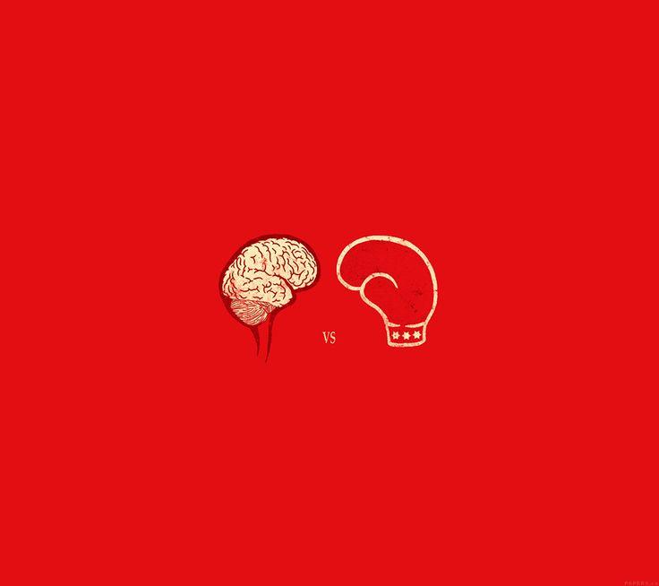 #brain vs. #power