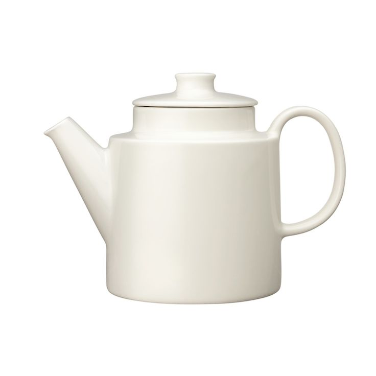 #Teema white #teapot