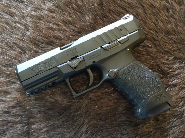 Walther Ppx Magazine