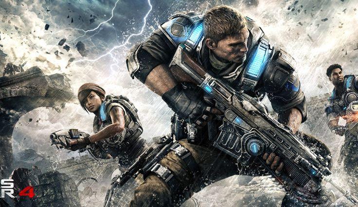 Gears Of War 4: l'alba di una nuova generazione di soldati