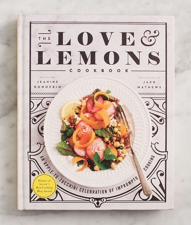 Love and lemons | cook book