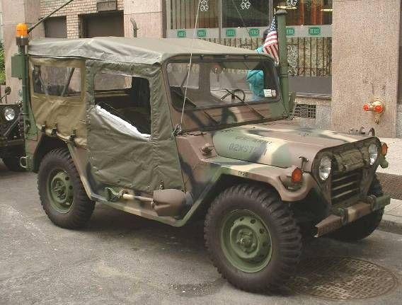 M151a2 Jeep Days Gone By Pinterest