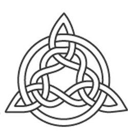 Celtic Knot tattoo reference by *Valedhelven on deviantART NIDA Inspiration | tattoos picture celtic knot tattoos