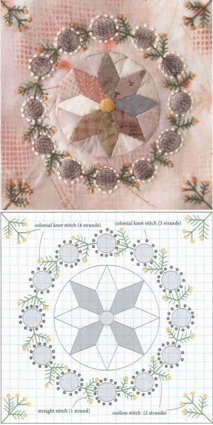 120 Original Embroidery Designs   Yoko Saito   Can Do Books