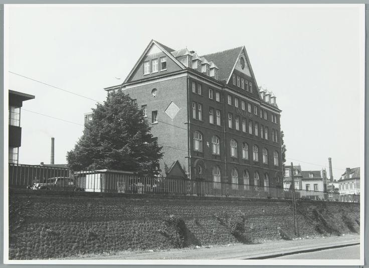 Mijnstreek, sociale werken  Gezellenhuis 1948